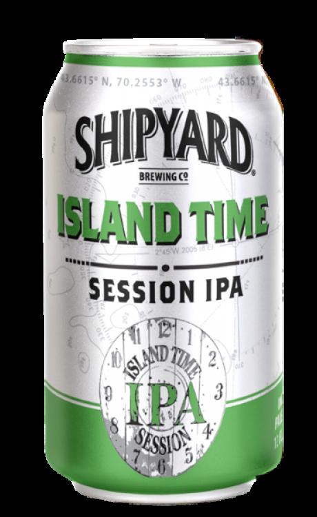 Island Time Session IPA