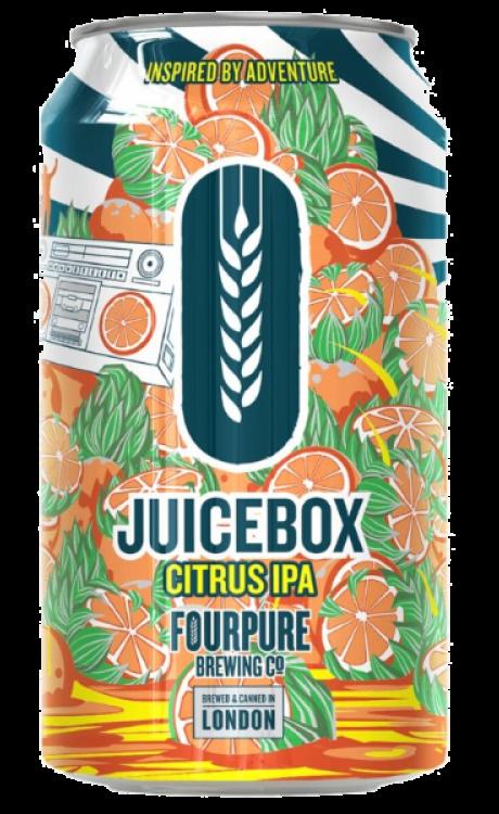 Fourpure Juicebox lattina 33cl