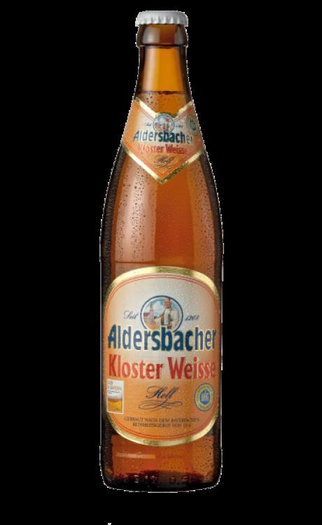 Aldersbacher - Kloster Weisse Hell