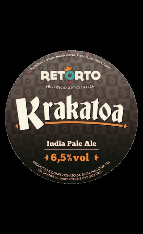 Retorto - Krakatoa