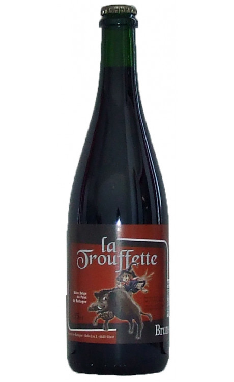 La Trouffette Brune 75 cl