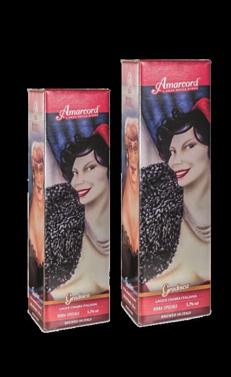 Amarcord - Confezione in cartone Gradisca