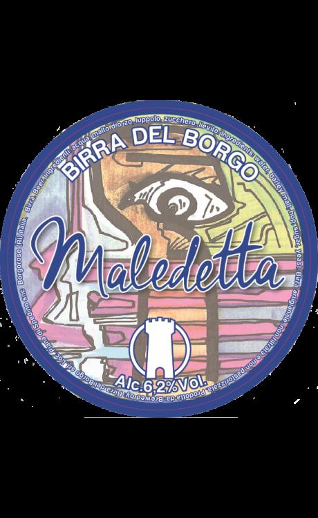 Birra del Borgo - Maledetta