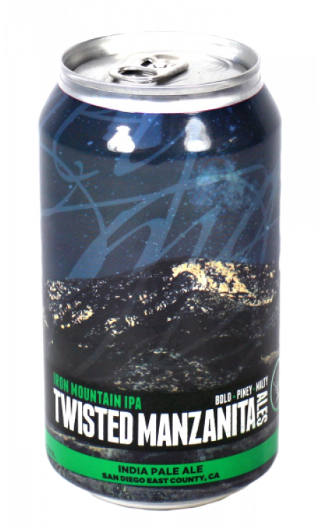 Manzanita Iron Mountain IPA