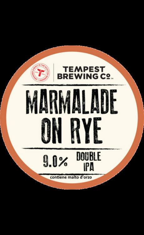 Tempest - Marmalade on Rye