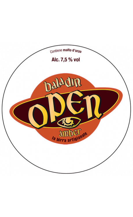 Open Baladin Amber