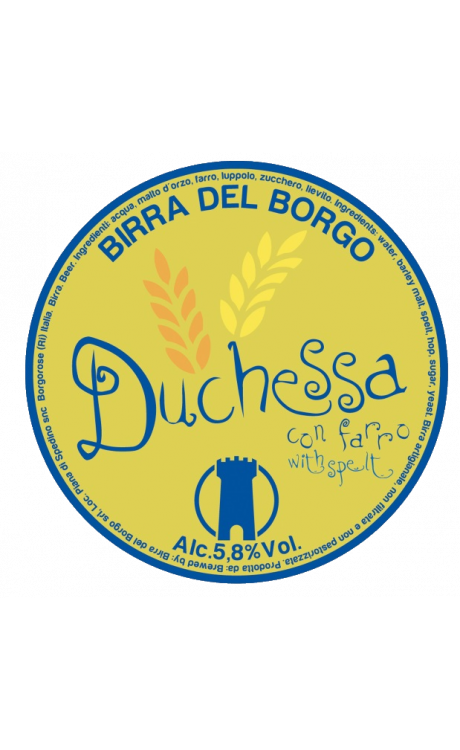 Birra del Borgo - Duchessa