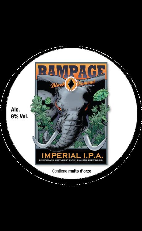 Black Diamond - Rampage Imperial IPA