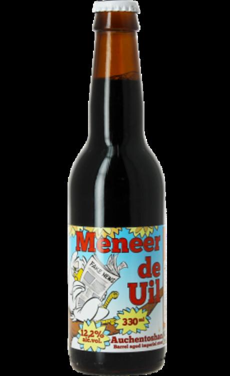 Meneer De Uil - Auchentonshan