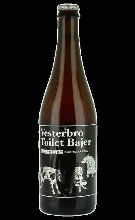 Mikkeller Vesterbro Toilet Brajer