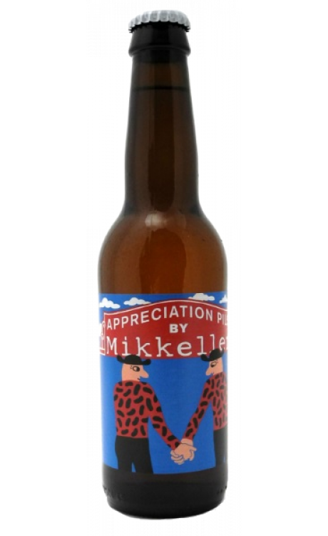 Mikkeller Appreciation Pils