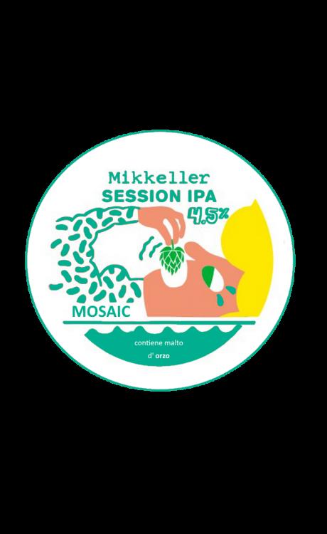 Mikkeller Mosaic Session IPA