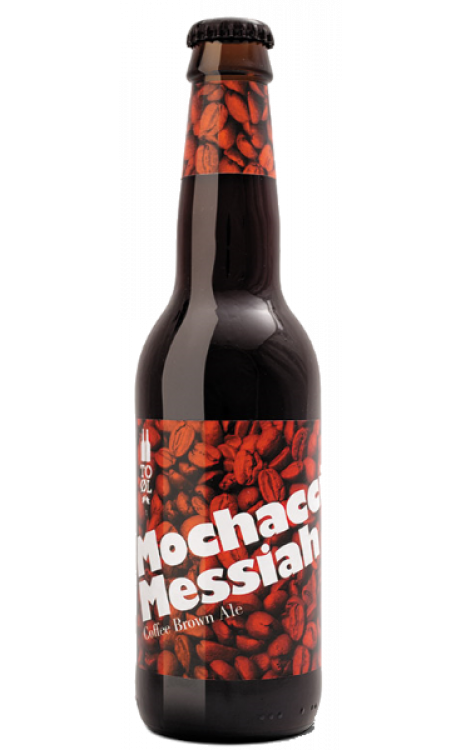 To Øl Mochaccino Messiah