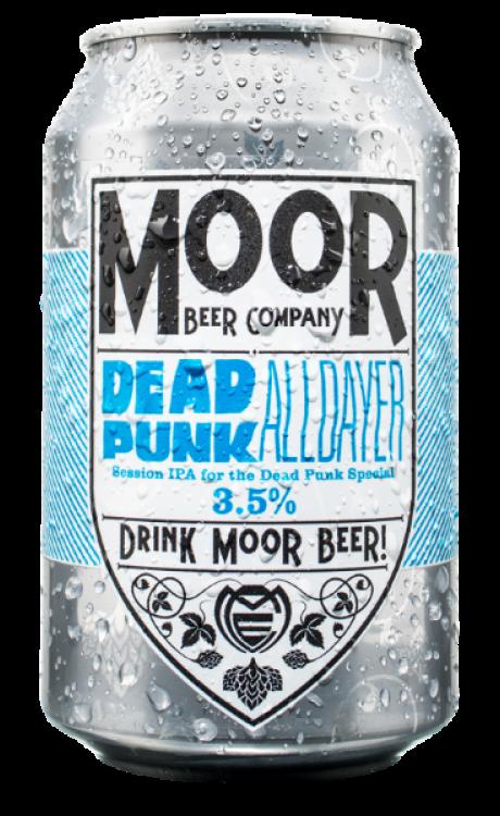 Moor Dead Punk All Dayer