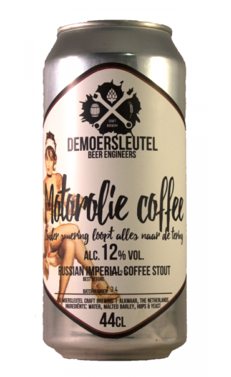 Motorolie Coffee