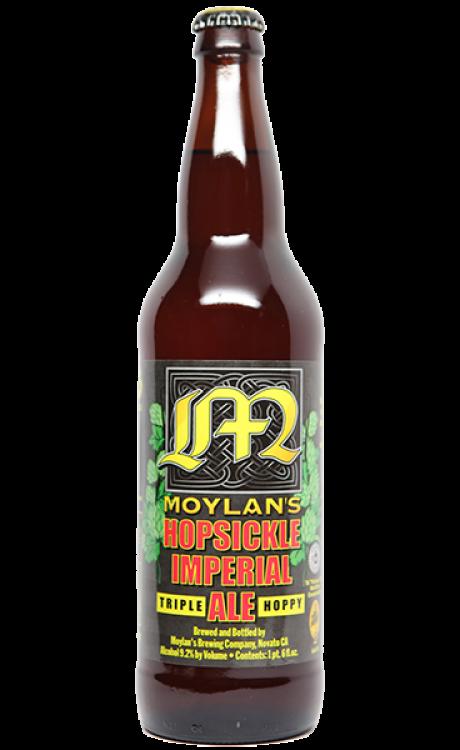 Moylan's Hopsickle Imperial IPA