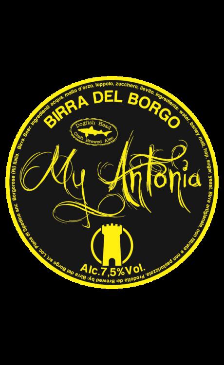 Birra del Borgo - My Antonia