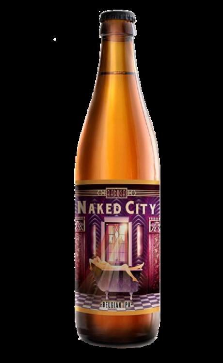 Raduga - Naked City