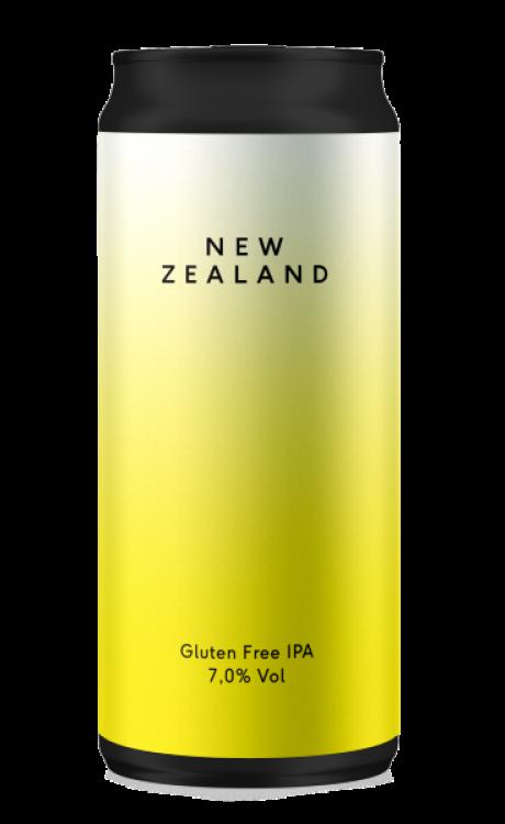 New Zealand - Gluten Free IPA