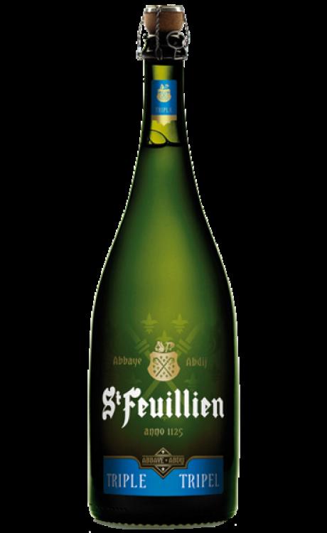 St. Feuillien Magnum Tripel