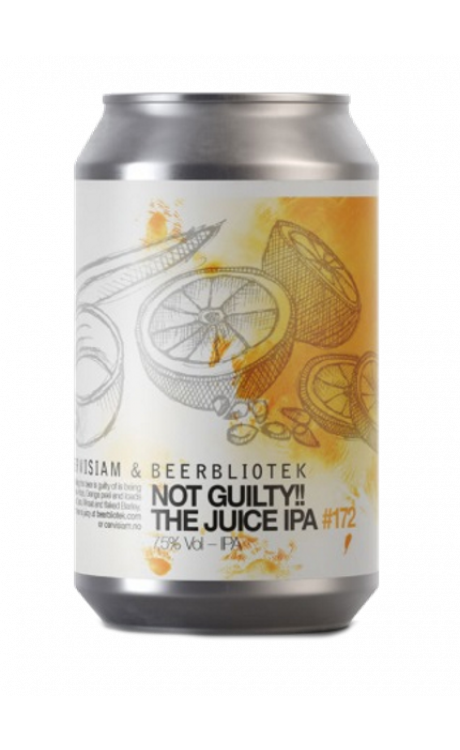 Not Guilty! The Juice IPA