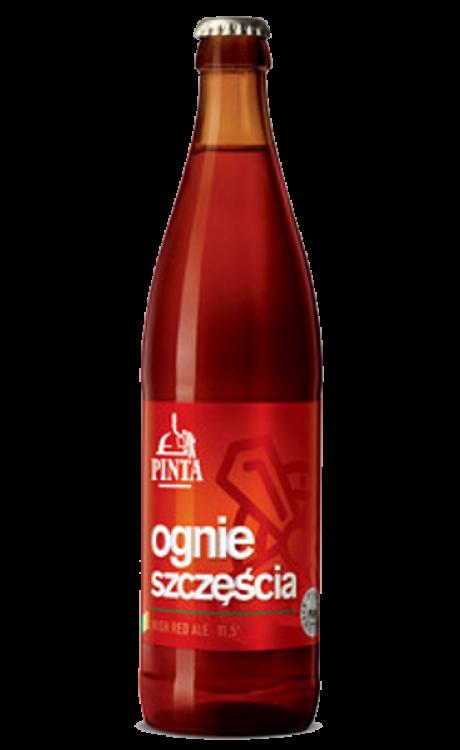Pinta Ognie Szczescia