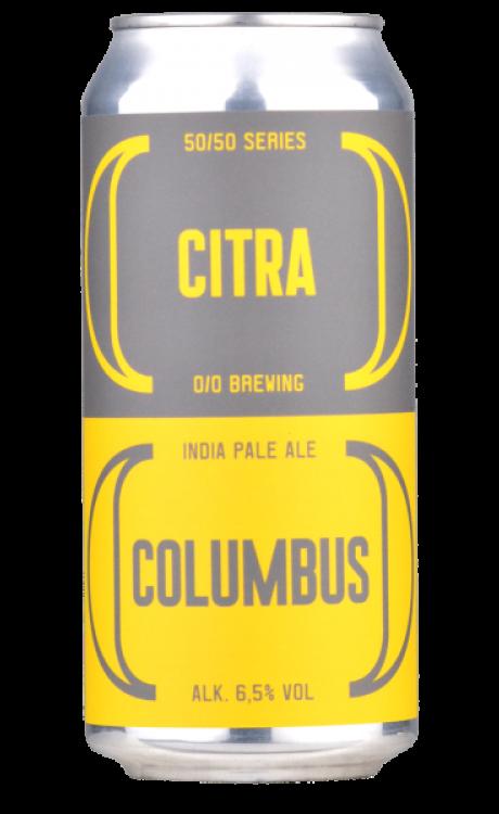 50/50 Citra & Columbus