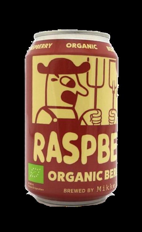 Mikkeller Organic Berliner Weisse Raspberry