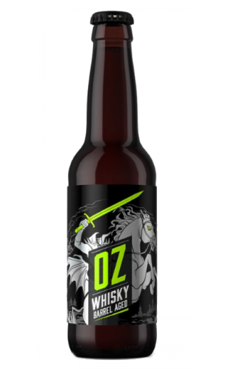 Birbant OZ Whisky Barrel Aged
