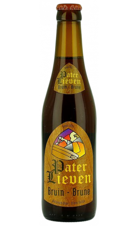 Pater Lieven Bruin 33cl
