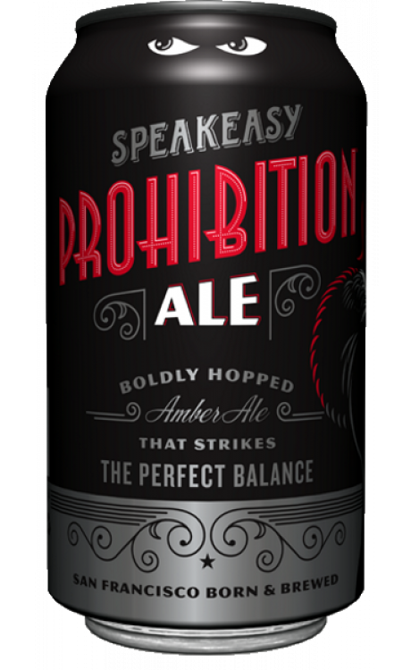 Speakeasy Prohibition Ale