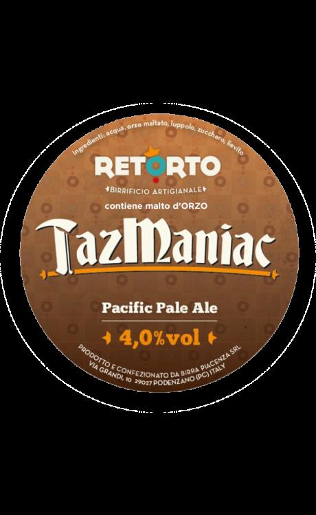 Retorto - Tazmanic