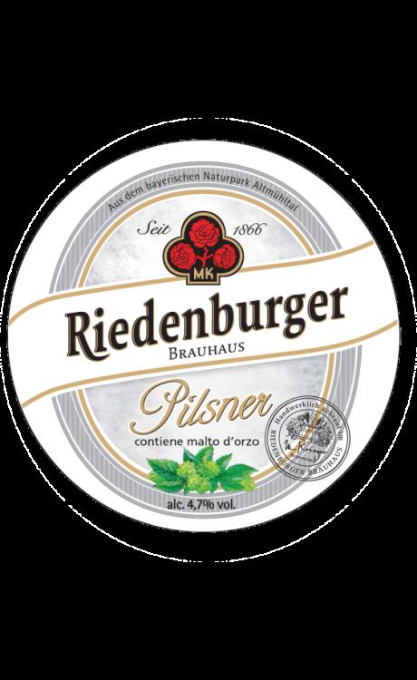 Riedenburger Brauhaus - Pilsner