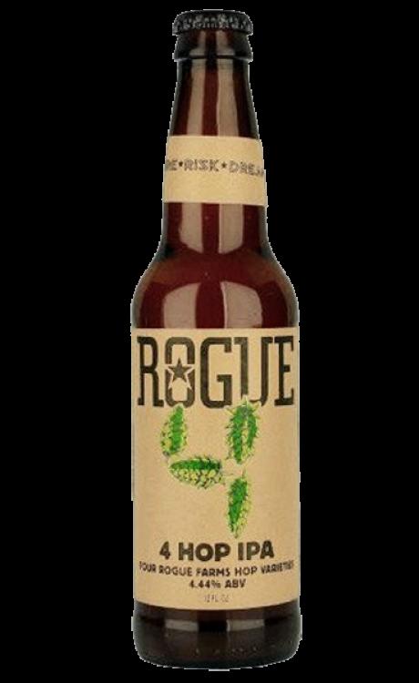 Rogue 4 Hop IPA