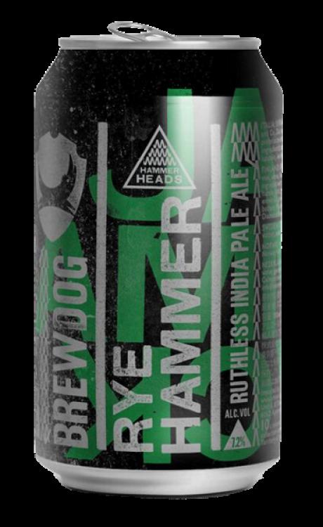 Brewdog Rye Hammer