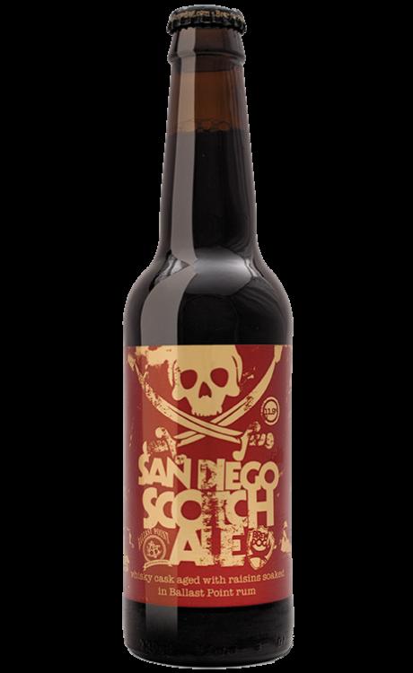 San Diego Scotch Ale