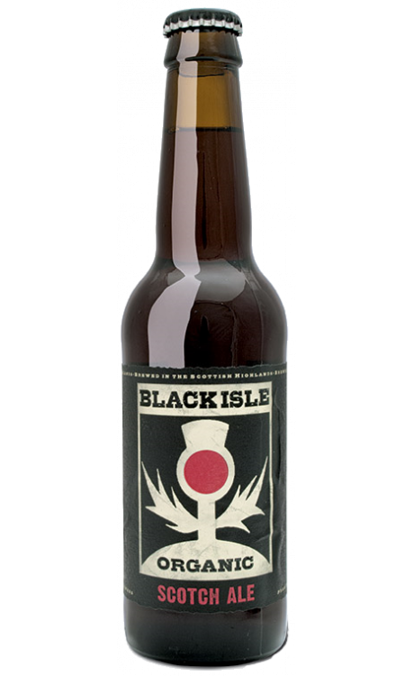 Black Isle Scotch Export Ale