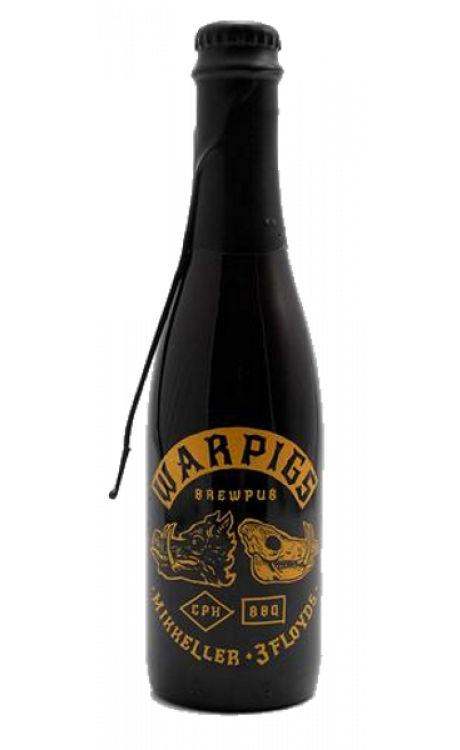 Warpigs Sky Burial Bourbon