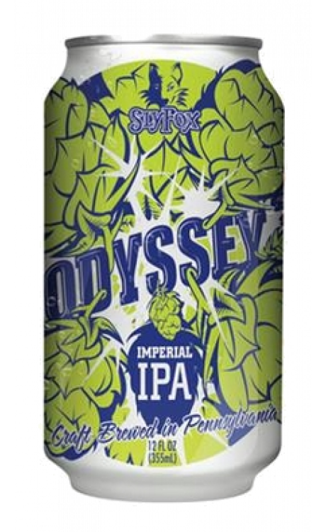 Sly Fox Odyssey Imperial IPA