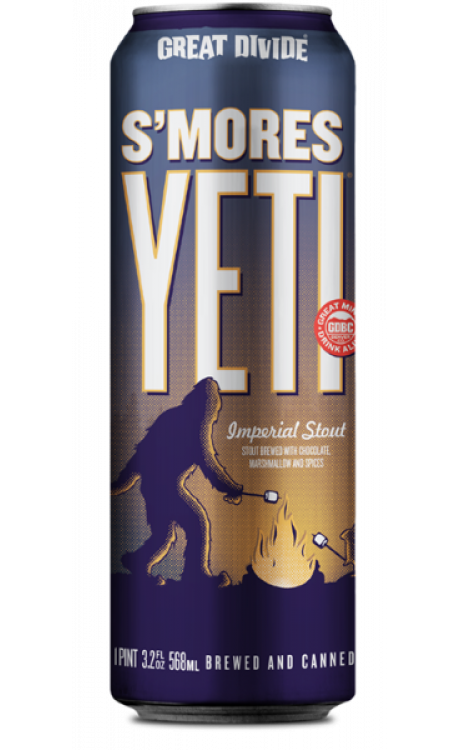 S' Mores Yeti Imperial Stout