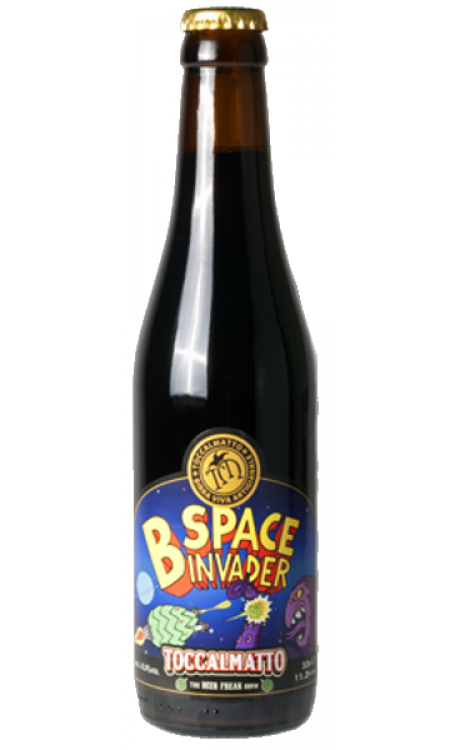 Toccalmatto B Space Invaders