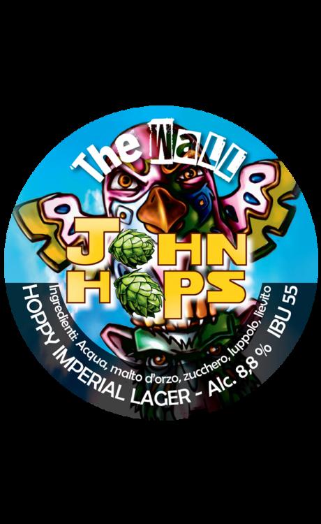 The Wall - John Hops