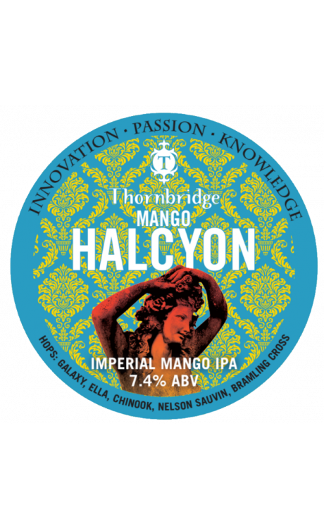 Thornbridge - Mango Halcyon