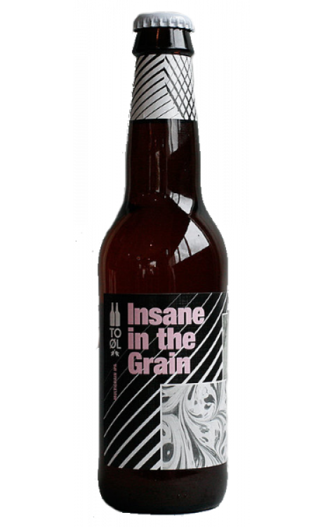 To Øl Insane In The Grain
