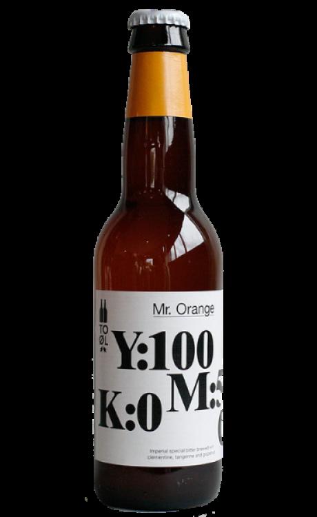 To Øl Mr. Orange