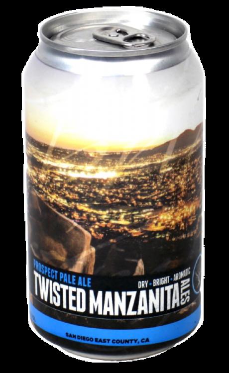 Manzanita Prospect Pale Ale