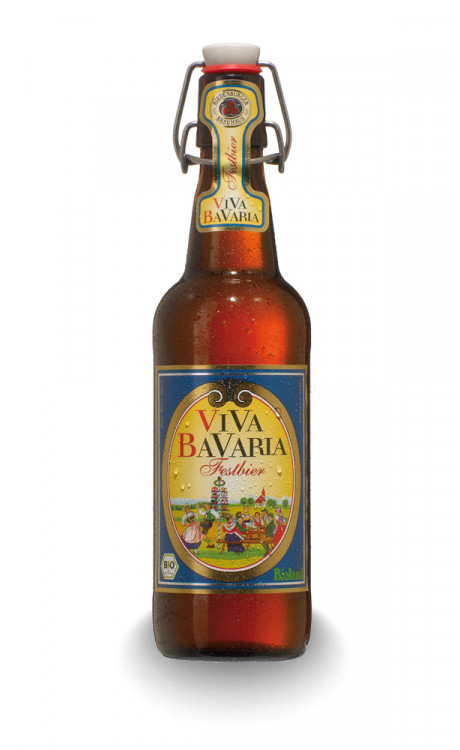 Viva Bavaria Festbier formato da 50cl