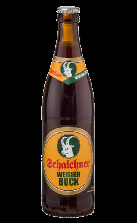 Weissbrau Schendl Schalchner Weisser Bock