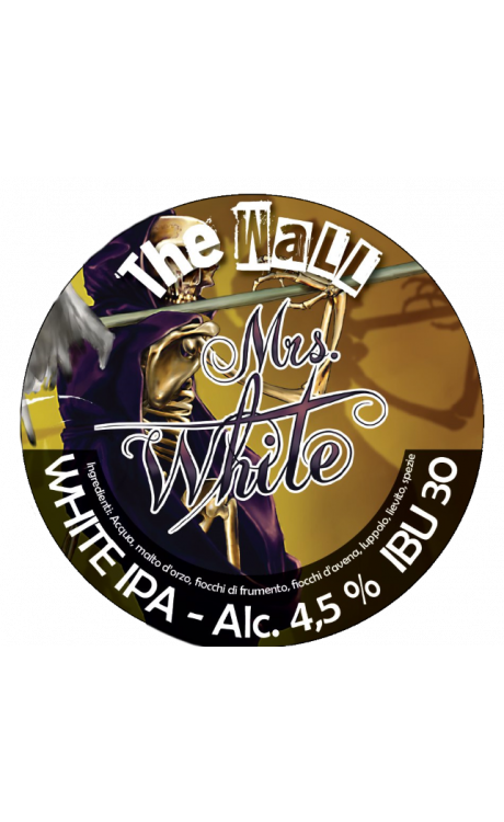 The Wall - Mrs White