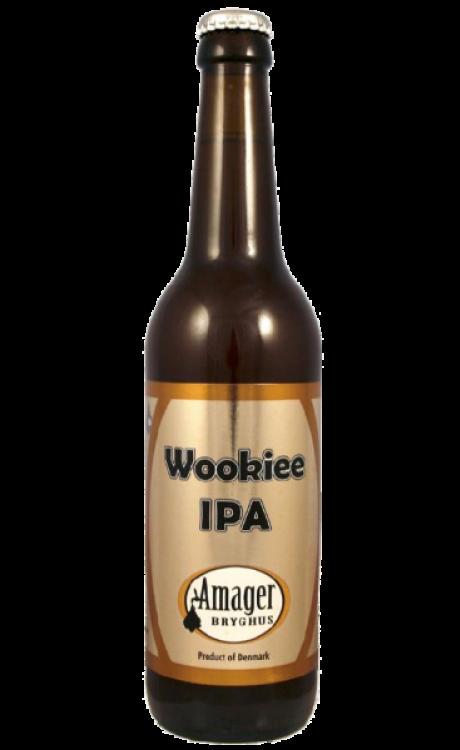 Amager Bryghus - Wookiee IPA